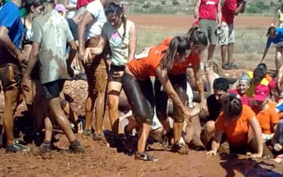 Mud Run Hellas 2012 (φωτογραφικό υλικό)