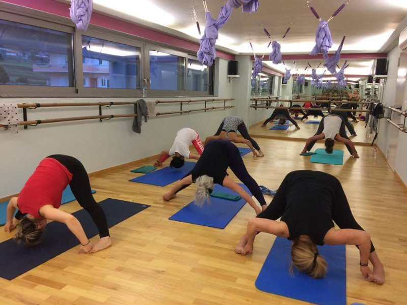 Yoga – Aerial Yoga